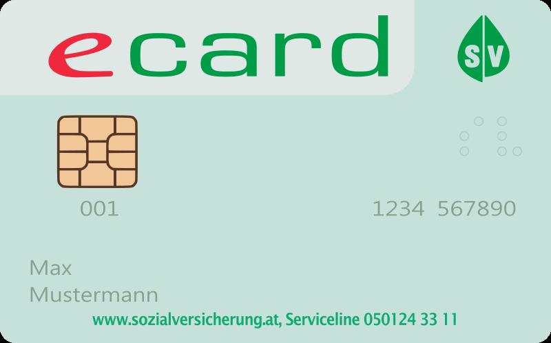 e-Card Muster